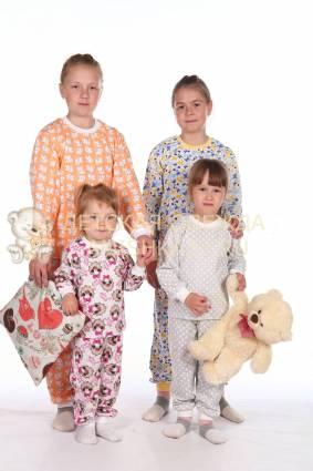 Пижама 01.1 (для девочки)