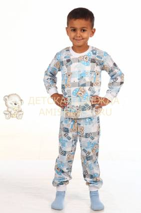 Пижама 01.1 (для мальчика)